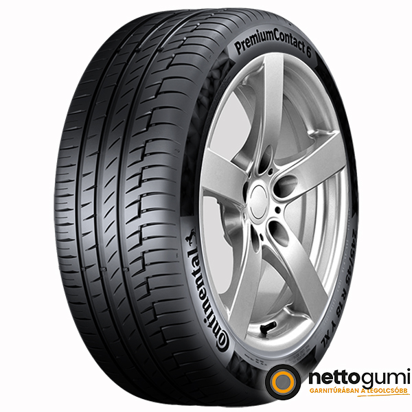 Continental PremiumContact 6 XL 205/40 R18 86Y Nyári gumi