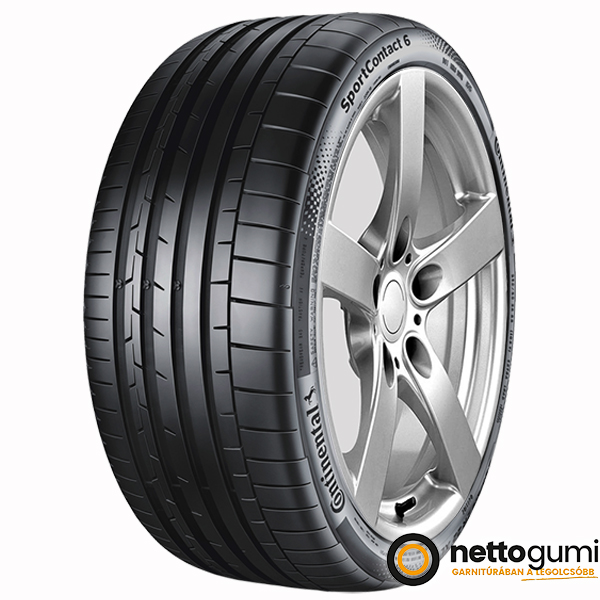 Continental SportContact 6 XL 235/35 R20 92Y Nyári gumi