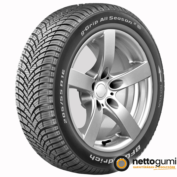Bfgoodrich G-Grip All Season 2 XL 205/55 R16 94V Négy-évszakos